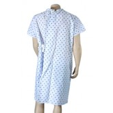 Complete Medical Reusable Adult Convalescent Gown