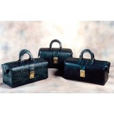 Professional Case Euro Physicians Bag 15  (Smooth)Black