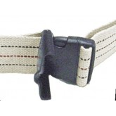 Kinsman Enterprises, Inc. Gait Belt w/ Safety Release 2  x 48  Striped (#80515)