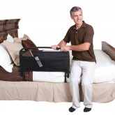 """Stander, Inc. 30"""" Safety Bed Rail & Padded Pouch"""