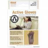 BrownMed, Inc IMAK Active Gloves Large (Pair)