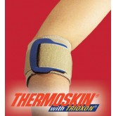 Orthozone Thermoskin Tennis Elbow w/Pad Beige Medium