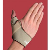 Orthozone Flexible Thumb Splint  Left Medium  Beige   6.5 -7.5