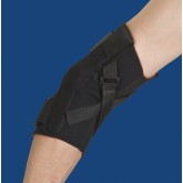 Orthozone Thermoskin Hinged Elbow Large  Black