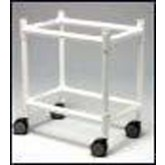 Columbia Medical Manuf Shower Base 12  w/Casters