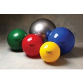 Hygenic Corporation Thera-Band Exercise Ball- 34 - 85 Cm- Silver (Bagged)