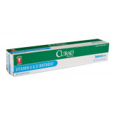 MEDLINE CURAD A and D Ointment,2.000 OZ 12 EA / CS