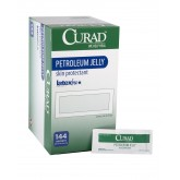 MEDLINE CURAD Petroleum Jelly,0.180 OZ 144 EA / BX