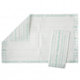 "MEDLINE Extrasorbs Extra Strength Drypad Underpads,White,36"" X 23"" 70 EA / CS"