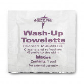 MEDLINE Cleansing Towelette 1000 EA / CS