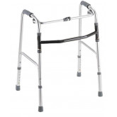"MEDLINE Youth One-Button Folding Walkers,3"" OR 5"" 2 EA / CS"