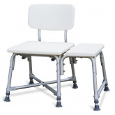MEDLINE Non-Padded Bariatric Transfer Bench 1 EA / CS