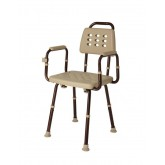 MEDLINE Shower Chairs with Microban 2 EA / CS