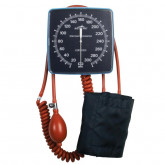 MEDLINE Non-Latex Wall Mount Aneroid Blood Pressure Monitor,Adult 1 EA / BX