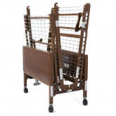MEDLINE Bed Transport Cart 1 EA / CS