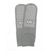 MEDLINE Safety Skids Slippers,Gray,2XL 48 PR / CS