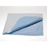 "MEDLINE Assorted Colors Barrier ""Wave"" Underpads,White 24 EA / 2 DZ"