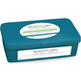 MEDLINE ReadyFlush Biodegradable Flushable Wipes 9 Pack / Case