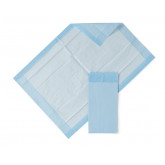 "MEDLINE Disposable Underpads,Blue,36"" X 23"" 150 EA / CS"