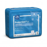 MEDLINE Protection Plus Superabsorbent Adult Underwear,Small 88 EA / CS