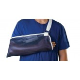 MEDLINE Universal Arm Slings,Dark Blue,Universal 1 EA / EA
