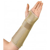 MEDLINE Vinyl Wrist and Forearm Splints,Large 1 EA / EA