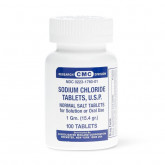 MEDLINE Sodium Chloride Tablets 1 BT / BT