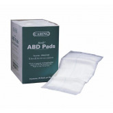 MEDLINE Caring Sterile Abdominal Pads 25 Each / Box