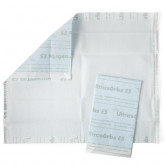 "MEDLINE Ultrasorbs Extra-Strength Drypads,White,36"" X 23"" 60 EA / CS"