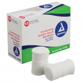 Dynarex Corporation Vital-Roll Conforming Gauze Non-Sterile 4  x 4.1 yds Pk/12