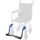 Drive Medical Swing Away Detachable Footrest for Aluminum Transport Chair