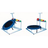 Ideal Medical Products Inc Rebounder Exercise Kit - Complete Package