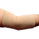 DJO / Bell-Horn Elastic Elbow Support  Beige X-Large  11 -12
