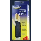 DJO / Bell-Horn Composite Wrist Brace  Right Medium  Wrist Circum: 6 -7