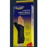DJO / Bell-Horn Composite Wrist Brace with Abducted Thumb  X-Small  Right