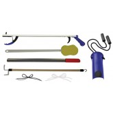 Blue Jay An Elite Healthcare Brand Stop Your Bending Deluxe Hip Kit (7-piece)w/26