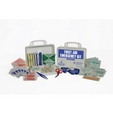 Complete Medical First Aid Kit  25 Person