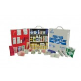 Blue Jay An Elite Healthcare Brand First Aid Kit  100-150 Person
