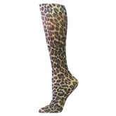Blue Jay An Elite Healthcare Brand Blue Jay Fashion Socks (pr) Leopard 8-15mmHg