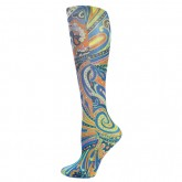 Blue Jay An Elite Healthcare Brand Blue Jay Fashion Socks (pr) Coco 15-20mmHg