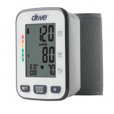 Drive Medical Automatic Deluxe Blood Pressure Monitor, Wrist