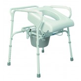 Compass Health Uplift Commode Assist - Self Powered Lifting Mechanism