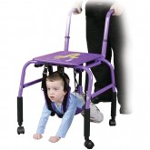 Drive Medical CrawlAbout Crawl Trainer Small  Purple