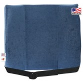 Core Products Int'l Inc. Deluxe Sitbak Rest - Blue