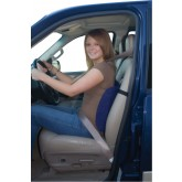 Core Products Int'l Inc. Bucketseat Sitback Rest Lumbar Support  Blue  (Core)