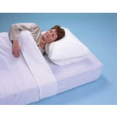 Hermell Products Inc. Hospital Contour Fitted Sheet 36  x 80