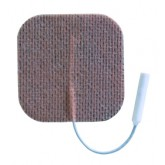 MedPlus Services USA Electrodes First Choice(3165F) 2  Square  Foam  Pigtail Pk/4