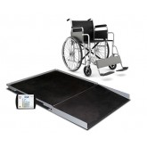 Cardinal / Detecto Scale Bariatric Wheelchair Scale w/48 x48  Platform