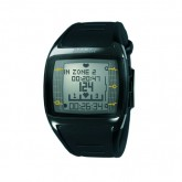 Polar Electro Incorporated Polar Hear Rate Monitor FT60M Black w/White Display  Male