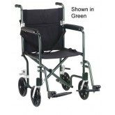 Drive Medical Fly Weight Chair19  Alum Blue